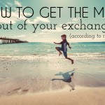 12 Tips on how to get the most out of your exchange (according to RETURNEES)